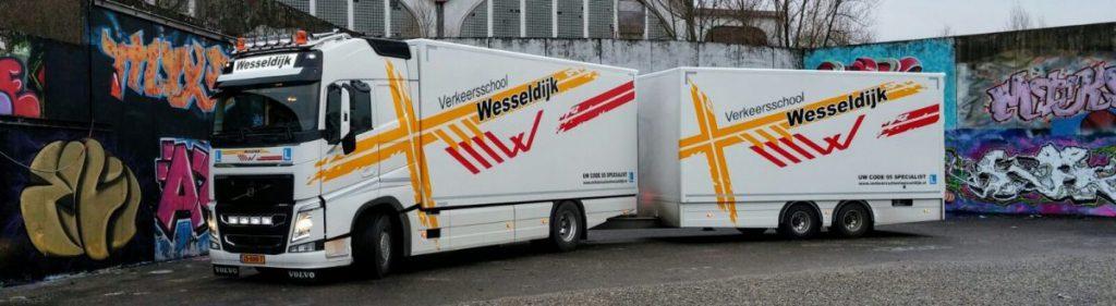 vrachtwagen Tiel