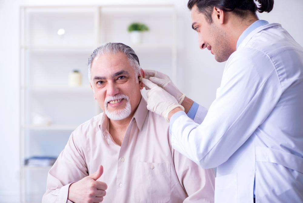 onzichtbaar gehoorapparaat